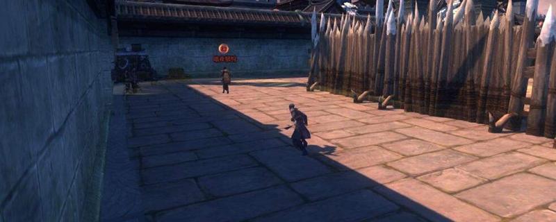 剑网3长安内城怎么进去
