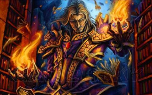 魔兽世界8.1火法燃烧期灼烧加双炎爆怎么打_8.1火法燃烧期灼烧双炎爆怎么用出来