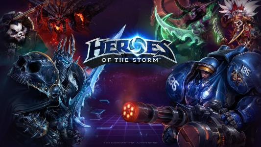《风暴英雄》开发团队回答中国社区玩家问题3.8