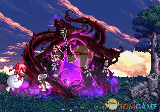 《dnf》冥月女神搬砖攻略图片