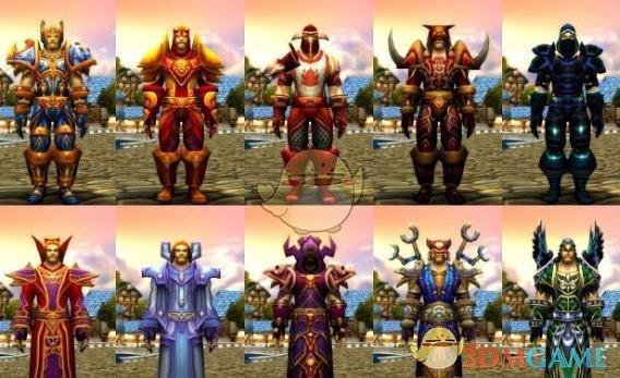 《魔兽世界》怀旧服全职业技能介绍