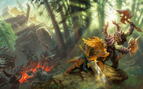 《魔兽世界》8.2骑士特质选择