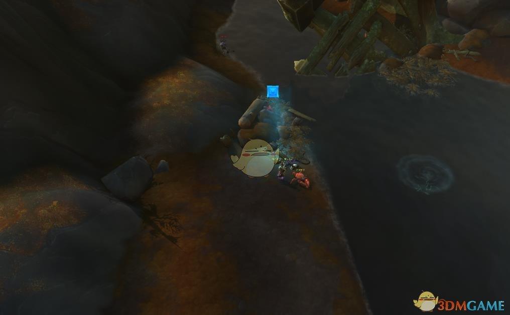 《魔兽世界》生锈的旧钥匙箱子位置介绍