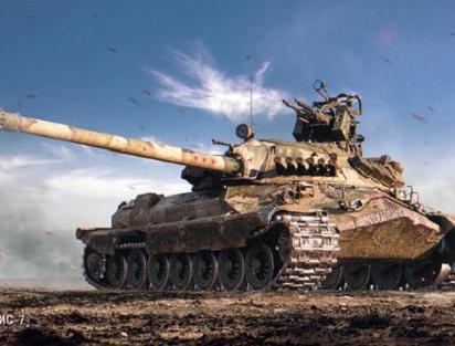 《坦克世界》网络升级造成卡顿补偿公告