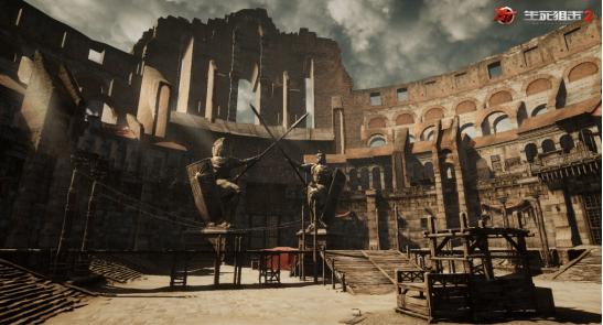 《生死狙击2》地图重置对比介绍