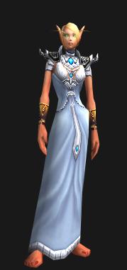 《魔兽世界》怀旧服幻术师套装外观介绍
