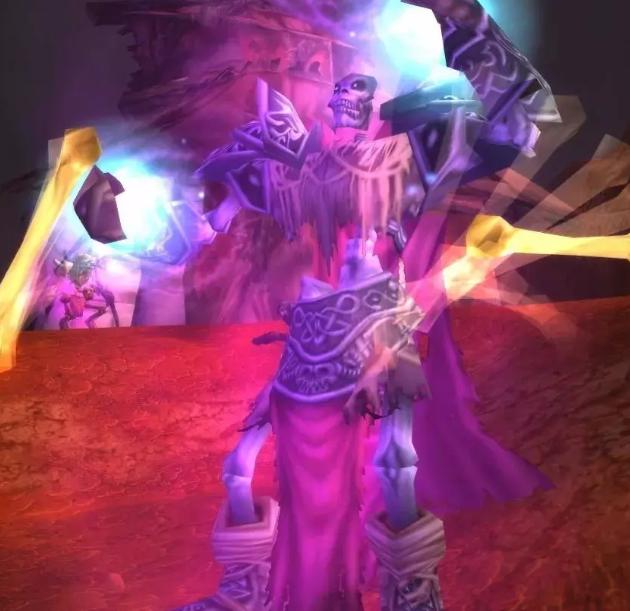 《魔兽世界》怀旧服骸骨巫师boss介绍
