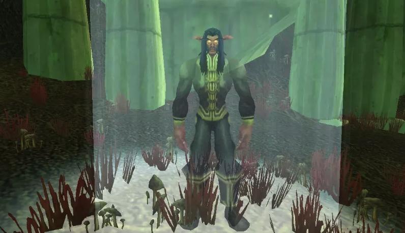 《魔兽世界》怀旧服Boss夜风长者介绍