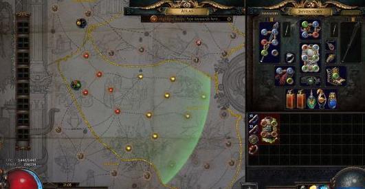 《流放之路》3.9异界地图介绍