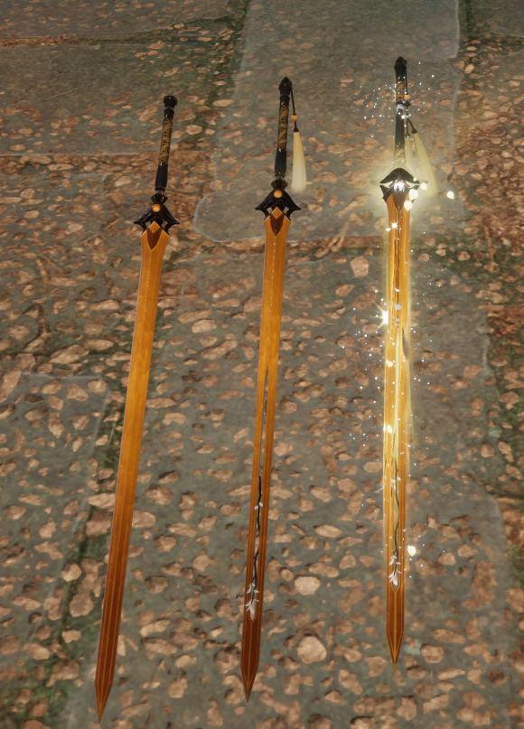 《剑网3》藏剑100级小橙武介绍