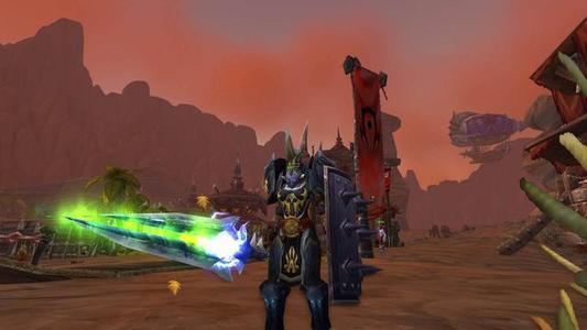 《魔兽世界》9.0防战天赋选择