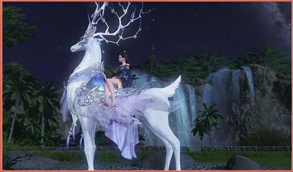 《天涯明月刀》新坐骑鹿获取方法介绍