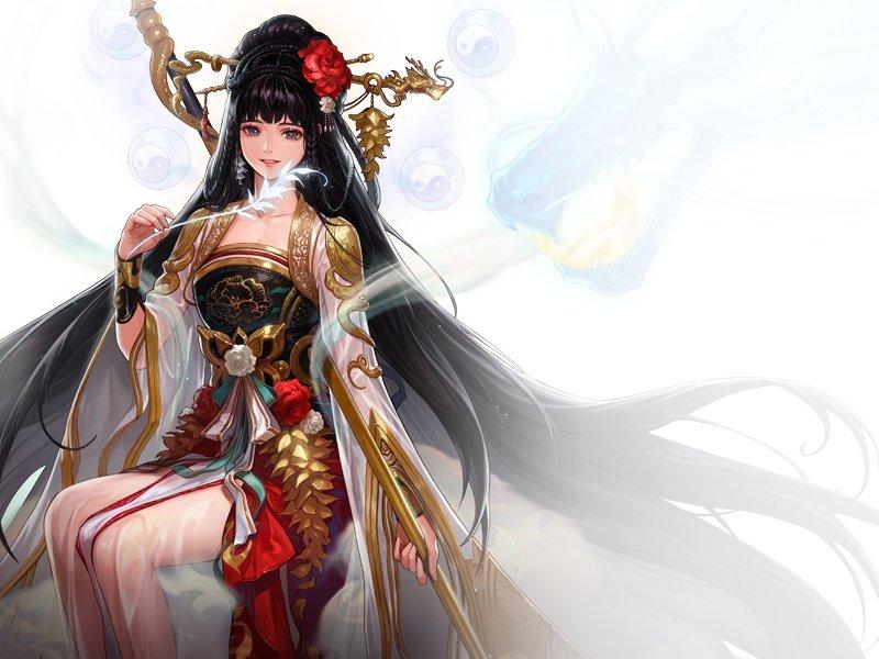 《DNF》巫女三觉技能视频预览