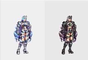《DNF》2021春节女格斗家装扮外观