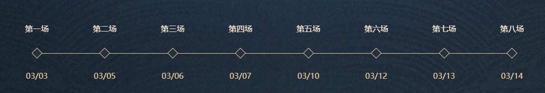 《剑网3》武林争霸赛海选赛什么时候开始
