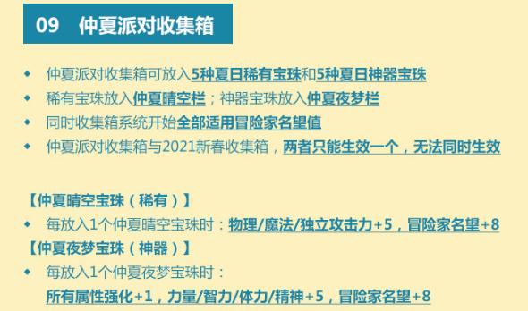 DNF2021夏日套值得买吗 DNF2021夏日套内容一览