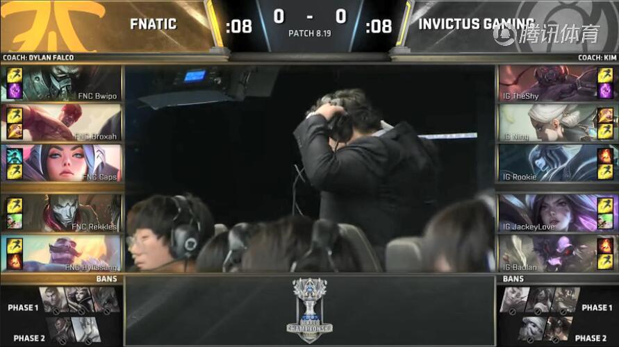 LOLS8总决赛11月3日FNC VS IG比赛视频回顾