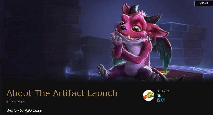 Artifact目前的处境与CS:GO刚发售时很像