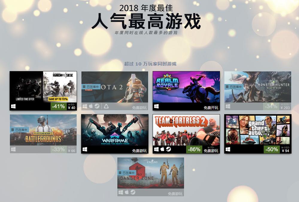 """""""免费游戏""""DOTA2再登Steam铂金级最畅销游戏榜单"""