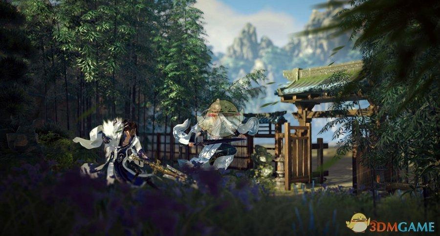 《剑网3》世外蓬莱新赛季名剑大会正式开启