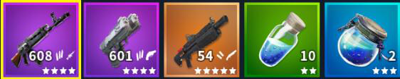 《堡垒之夜》新武器消音狙击步枪玩法攻略