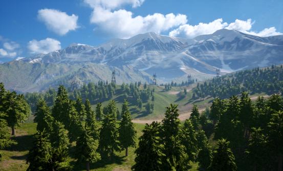《再战:战争领主》新版前瞻--神秘森林地图篇