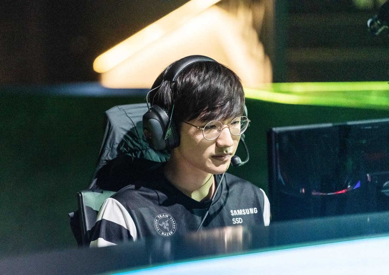 GEN拿下赛季首胜,Peanut接受韩媒采访:希望有朝一日能表现更好