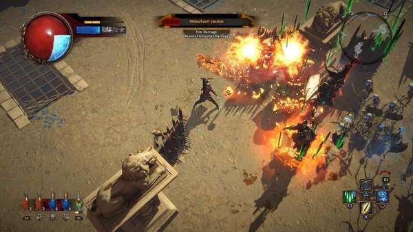 《流放之路》PS4版几经跳票 现确认3月27日上线
