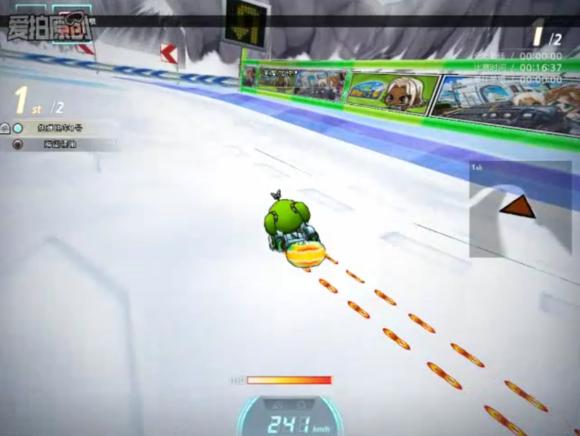 《跑跑卡丁车》挑战者模式第29关完全攻略