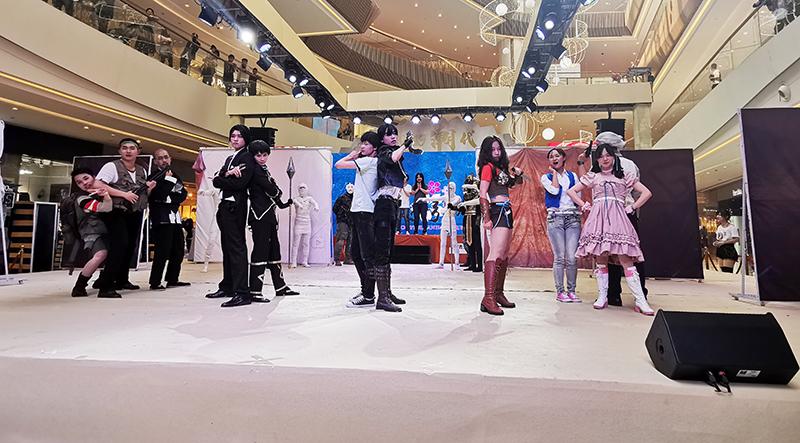 2019ChinaJoy 超级联赛 华北赛区晋级赛圆满结束