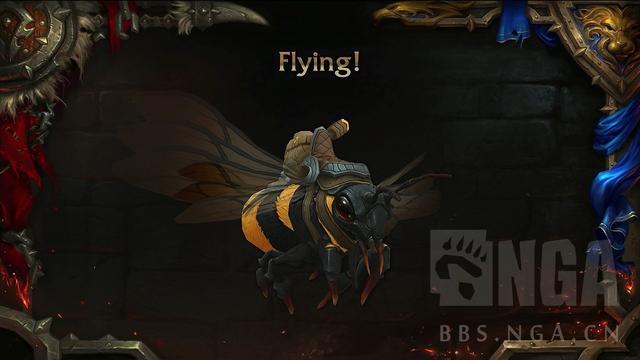《魔兽世界》8.2蜜蜂坐骑消息介绍