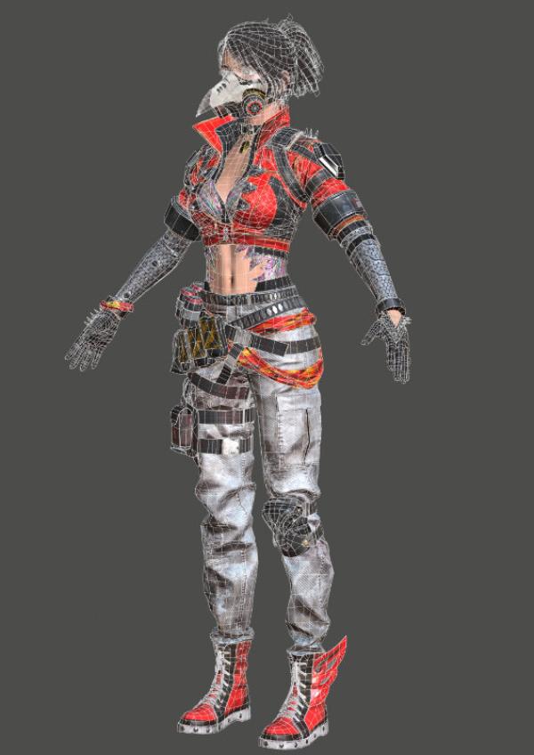 《生死狙击2》角色阵营介绍