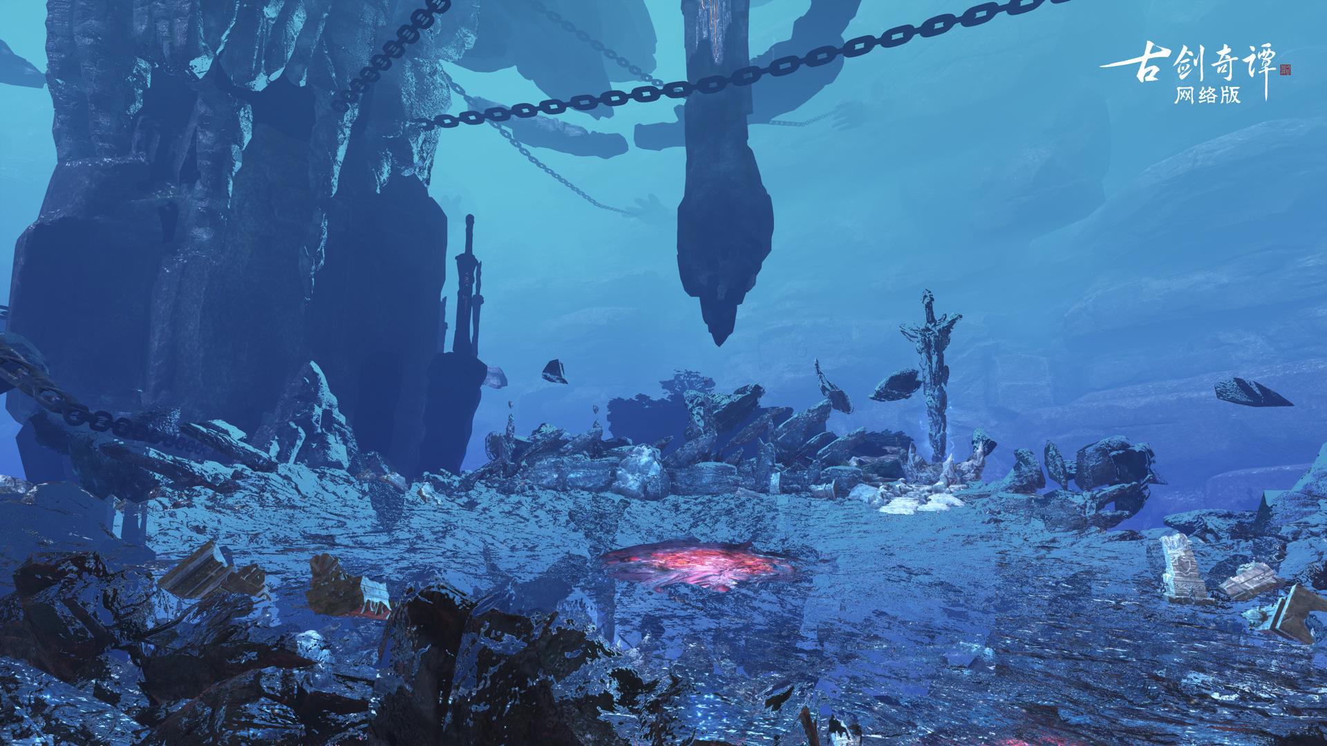 《古剑奇谭OL》全新副本太华秘境正式上线