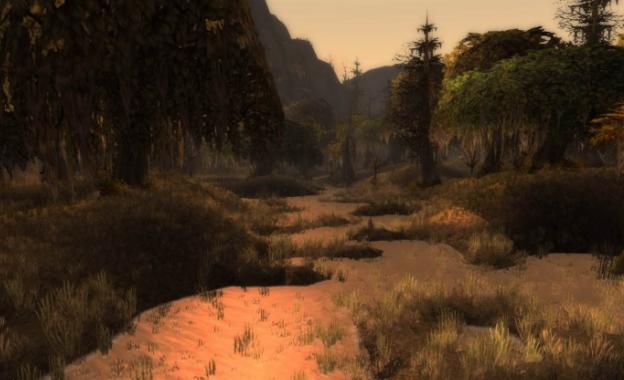 《魔兽世界》怀旧服尘泥沼泽地图升级攻略