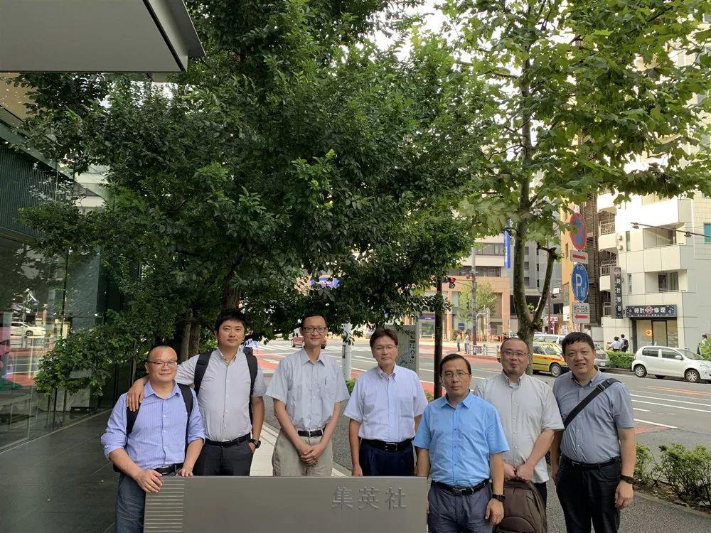 首站东京,ChinaJoy组委会开启全球化商务交流之旅(Vol.1)