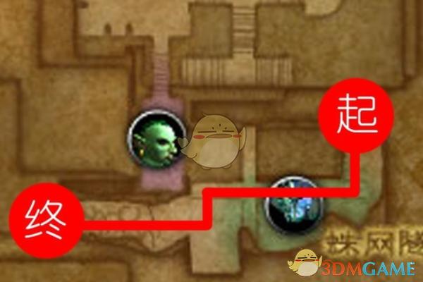 魔兽世界黑石塔下层任务图片