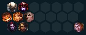 《LOL》云顶之弈9.18六环形恶魔龙护卫玩法介绍