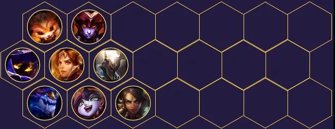 《LOL》云顶之弈9.20版本约德尔换形护卫龙法阵容攻略