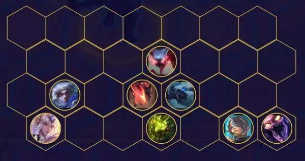 《LOL》云顶之弈水晶蝎子阵容玩法攻略