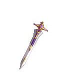 《DNF》卡西姆的大剑和普雷武器对比