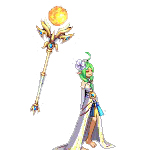 《DNF》世界树的根须和银月的祝福对比
