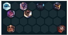 《LOL》云顶之弈10.7版本四未来战士女武神剑士玩法攻略