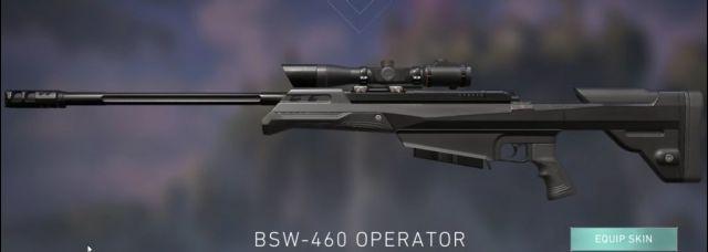《无畏契约》Operator操作员介绍