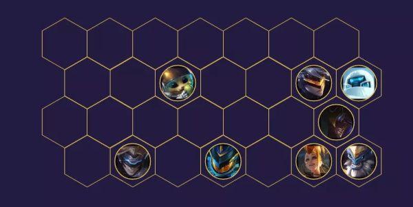 《LOL》云顶之弈10.13奥德赛未来斗枪刺阵容介绍