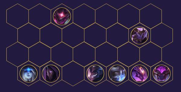 《LOL》云顶之弈10.136暗星泽拉斯阵容介绍