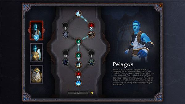 魔獸世界9.0格里恩盟約系統是什麼
