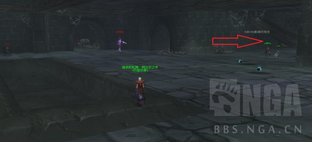 《魔兽世界》怀旧服卡拉赞门钥匙任务接取方法