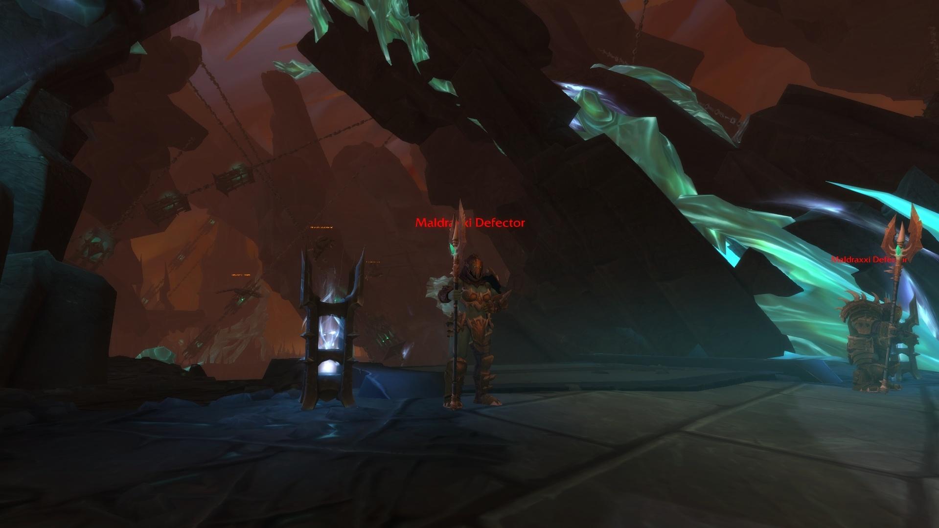 《魔兽世界》9.1渊狱位置介绍