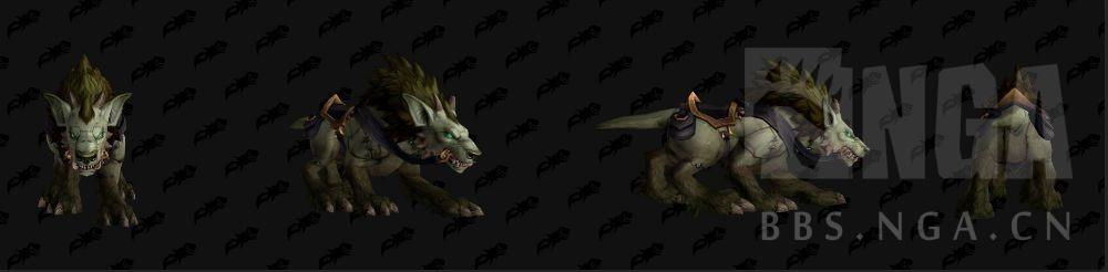《魔兽世界》不朽的黑暗犬坐骑获得方法