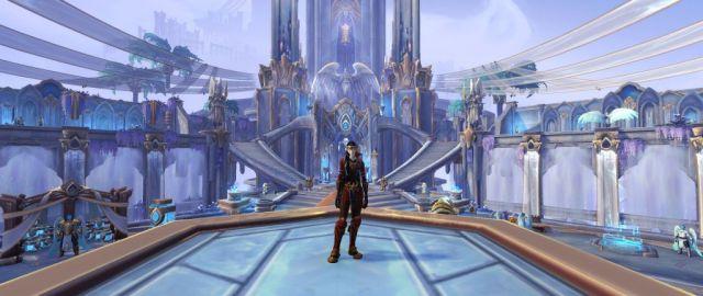 《魔兽世界》9.1温西尔盟约幻化外观